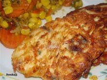 Kotleciki z kurczaka - 3 sery
