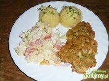 Kotleciki z kurczaka i natką pietruszki