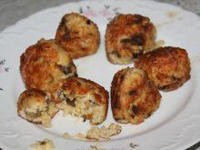Kotleciki z ryżu i sera