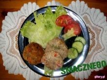 Kotleciki z warzywami