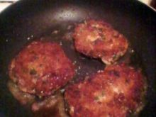 kotlet hamburgerowy