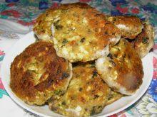Kotlety jajeczno-pieczarkowe