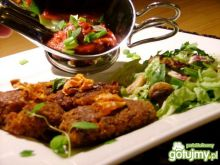 Kotlety jęczmienne wegetariańskie