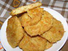 Kotlety makaronowo serowe