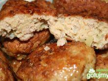 Kotlety mielone z mięsa indyczego