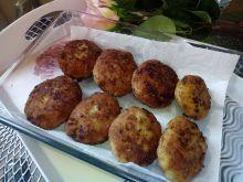 Kotlety mielone z ziemniakami