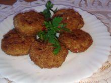 Kotlety mięsno - ryżowe