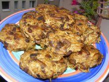 Kotlety pieczarkowo-makaronowe