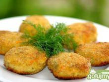 Kotlety rybno-marchewkowe