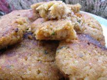 Kotlety ryżowo-pieczarkowe