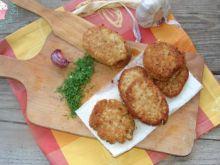 Kotlety wegetariańskie  z kalafiora