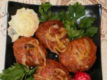 Kotlety wieprzowe mielone - Gyros :