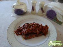 Kotlety wieprzowe z sosem myśliwskim