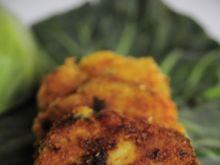 Kotlety z kapusty i ziemniaków mięsem drobiowym
