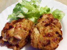 Kotlety z kurczaka  siekane z suszonymi pomidorami
