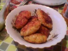 Kotlety z kurczaka z marchewką