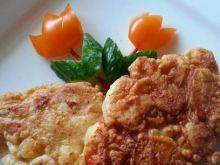 Kotlety z kurczakiem i papryką