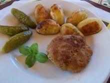 Kotlety z manną i majonezem