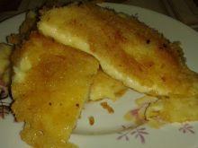Kotlety z żółtego sera