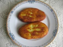 Kotlety ziemniaczane z jajkiem