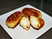 Kotlety ziemniaczane z serem