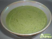 Krem brokułowo- ziemniaczany