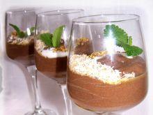 Krem czekoladowy na Dzień Mamy