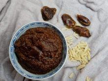 Krem kakaowy z daktyli