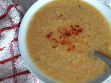 Zupa krem kalafiorowo - marchewkowy