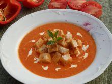 Krem paprykowo-pomidorowy