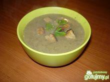 Krem pieczarkowy - zupa
