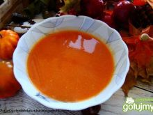 Krem pomidorowo-dyniowy