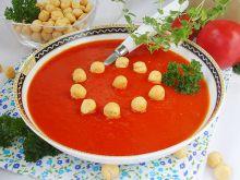 Krem pomidorowo paprykowy