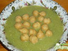 Krem z brokułów 5.
