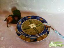 Krem z fasolki i ziemniaków
