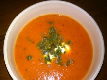 Krem z pomidorów 4