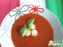 Krem z pomidorów wg Alex