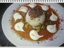 Kremowa zupa dyniowo gruszkowa Eli