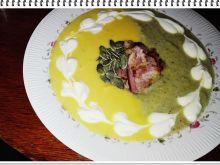 Kremowa zupa Eli dyniowo kalafiorowa