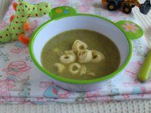 Kremowa zupa jarzynowa z cukinią