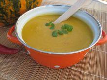 Kremowa zupa jarzynowa z dynią