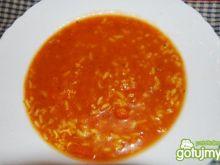 Kremowa zupa marchewkowa z curry