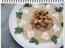 Kremowa zupa pieczarkowa Eli