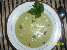 Kremowa zupa selerowa
