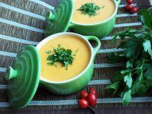 Kremowa zupa z batatów