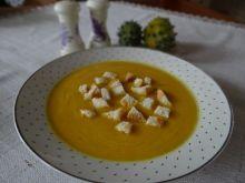Kremowa zupa z dyni wg Megg