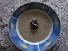 Kremowa zupa  z grzybów mun