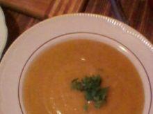 Kremowa zupa z trzech warzyw