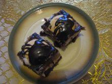 """Kremowiec"" - ciasto z biszkoptami"