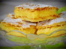 Kremówka- pyszne ciasto dla łasuchów